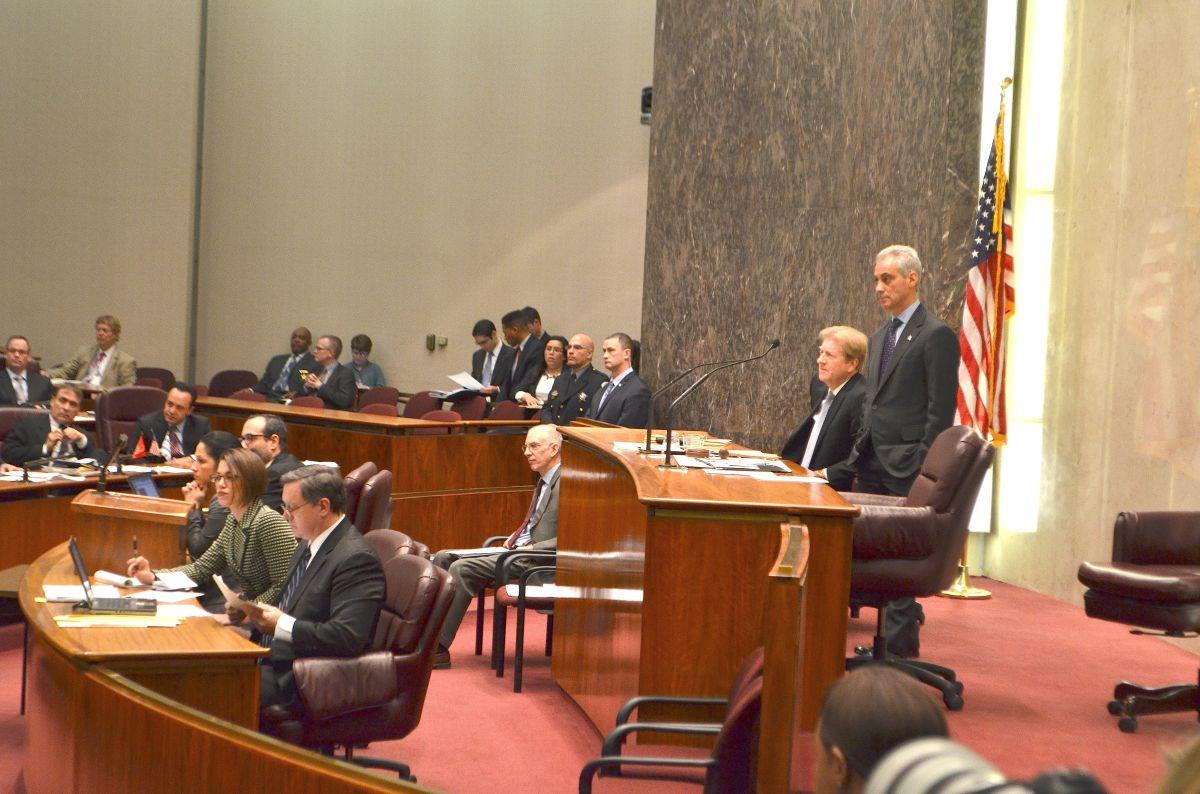 Más representación latina en el Concilio Municipal de Chicago