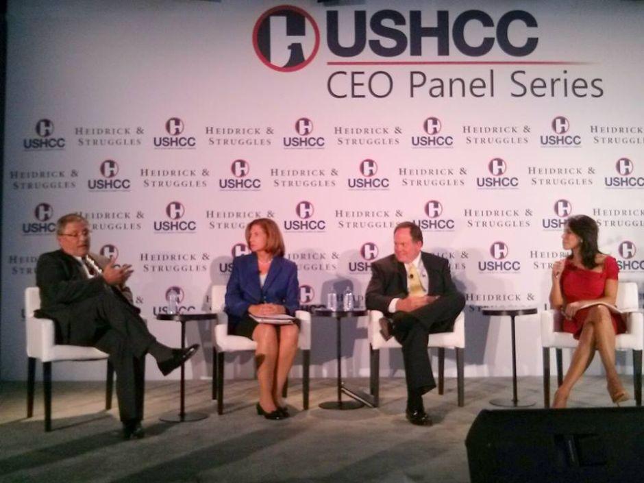 USHCC apoya el liderazgo de las mujeres latinas