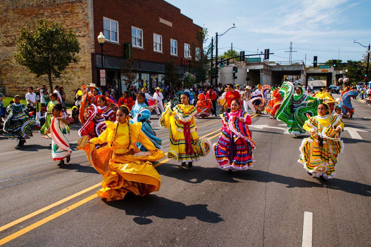 Aurora será uno de los suburbios que festejará las fiestas patrias mexicanas.