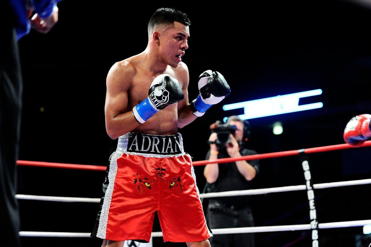 Adrián Granados sabe que Adrian Broner es la pelea más difícil de su carrera y para eso se está