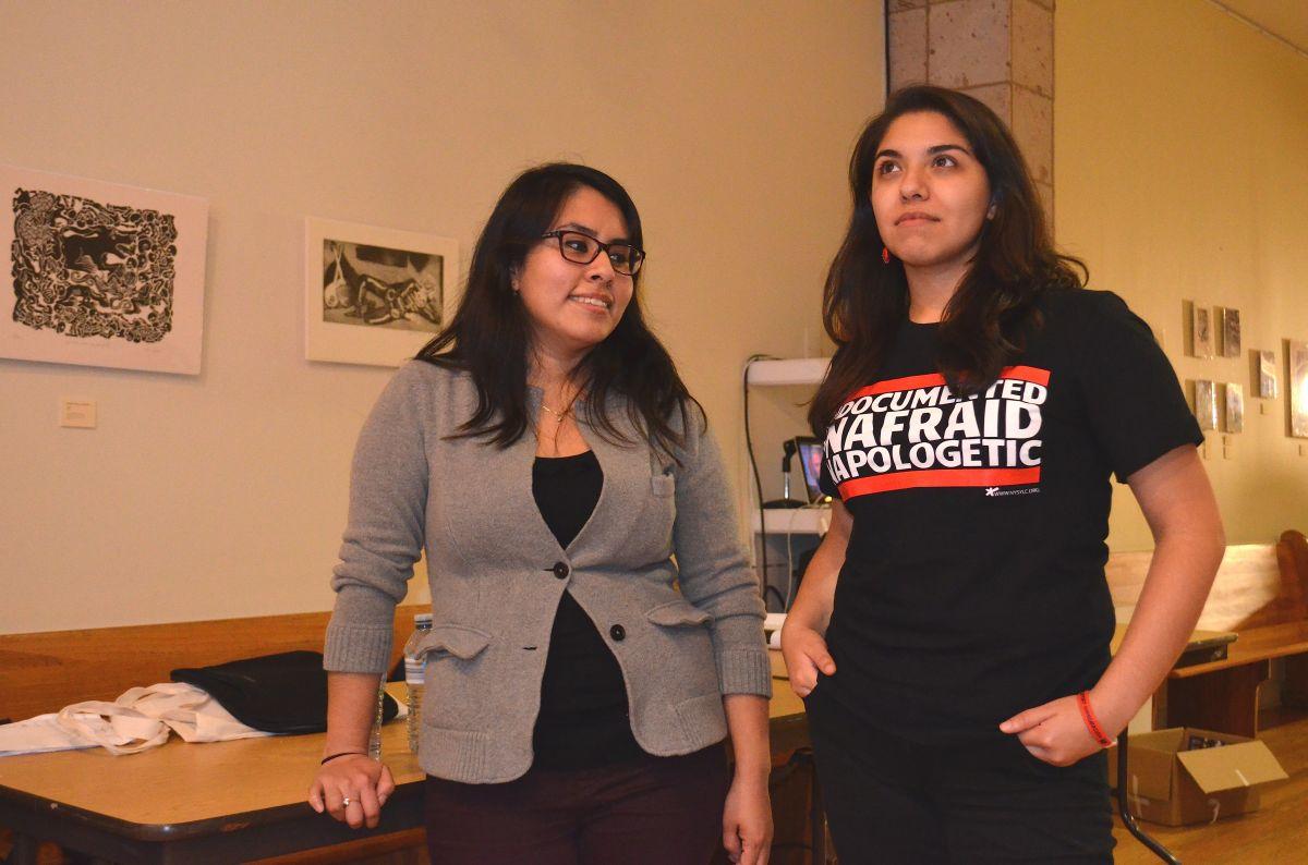 Ante el  triunfo de Trump, la lucha pro inmigrante sigue: activistas de Chicago