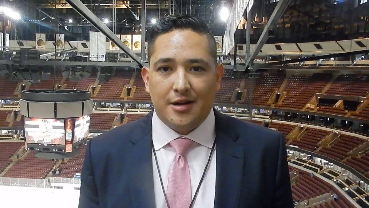 Raúl Bravo jugó con la selección mexicana de hockey sobre hielo.