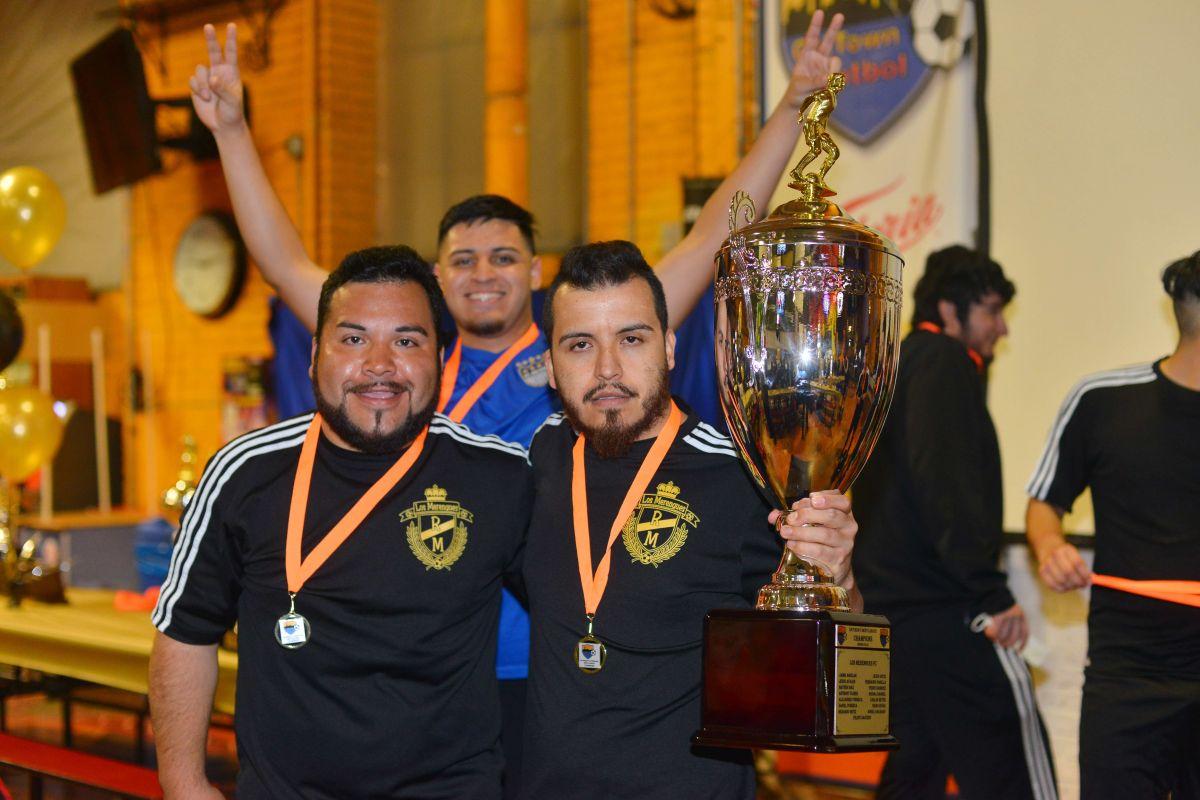 Dos hermanos nacidos para ser campeones