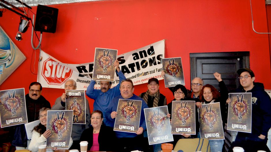 Organizan 'Resistencia y Unidad' en favor de los inmigrantes en Chicago