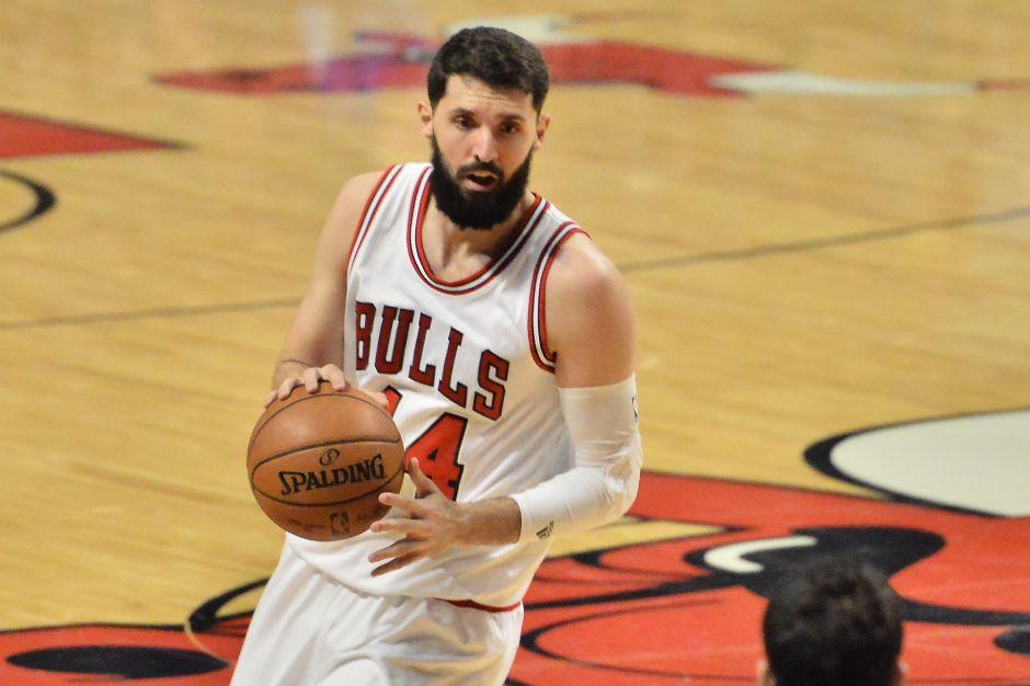 El futuro deseado de Nikola Mirotic está en la NBA