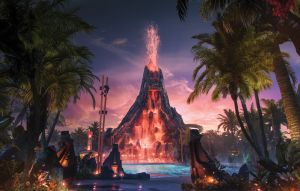 Volcano Bay de Universal Orlando, listo para recibir a sus 'Waturi'