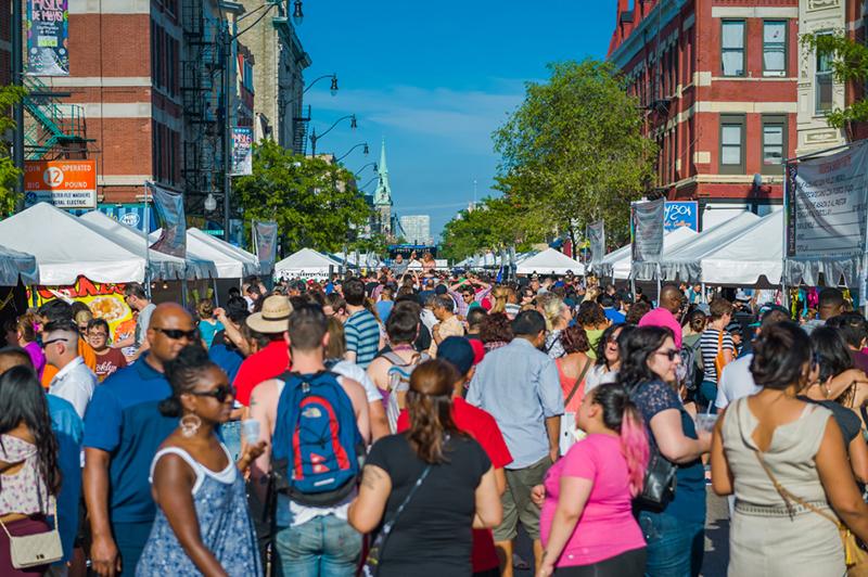 El festival Mole de Mayo se celebra del 26 al 28 de mayo de 2017, en Chicago.