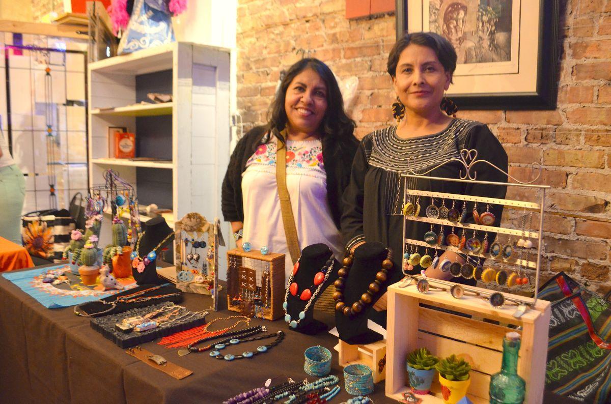 Arte, poder, activismo y negocio de creativas madres latinas