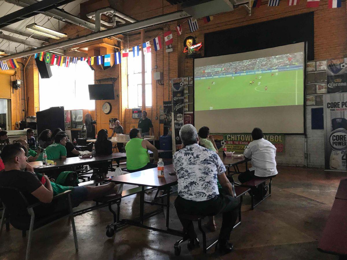 Chitown Futbol invita al México vs. Rusia en la Confederaciones
