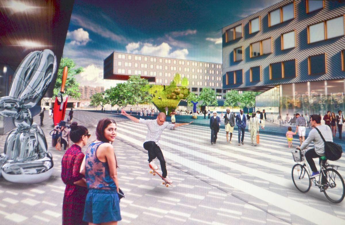 Inquietud ante posible construcción de supercomplejo habitacional en Pilsen