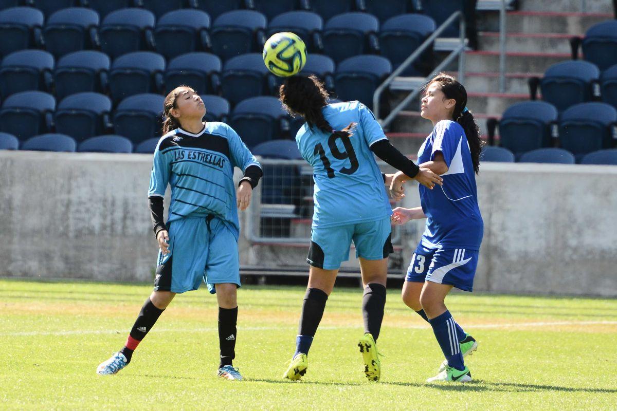 Selección de México viene al Torneo Internacional de Futbol Femenil Premier