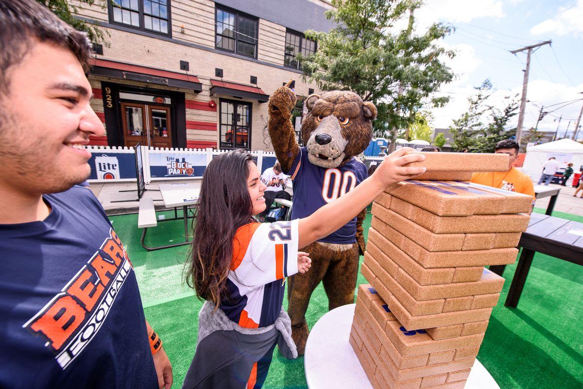 Bears celebrarán en Logan Square
