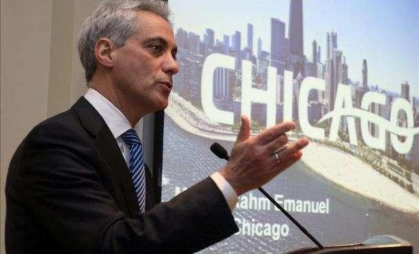 Rahm Emanuel no buscará la reelección como alcalde de Chicago