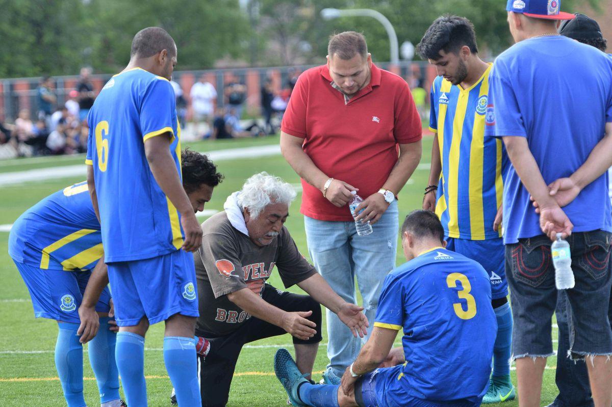 Invitan a conferencia para prevenir lesiones en el futbol