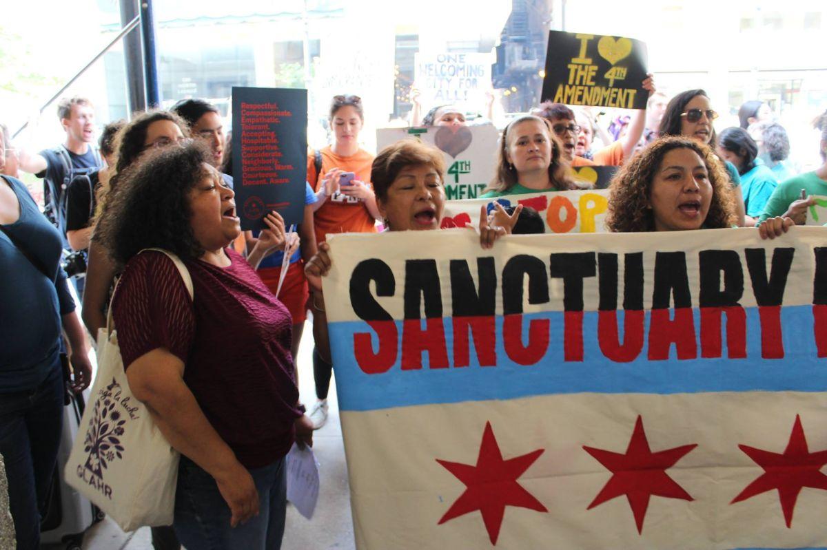 Chicago sigue firme como 'ciudad santuario'