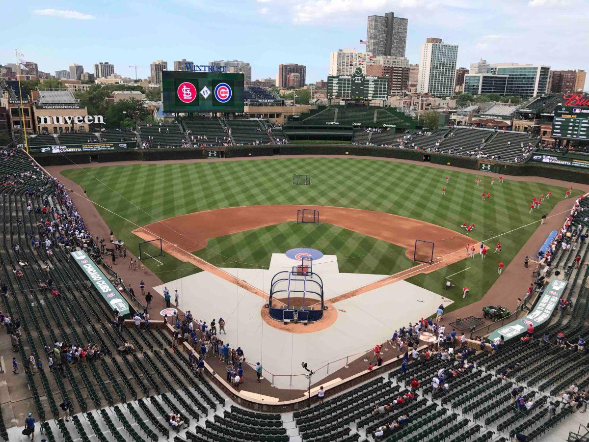 Los Cubs, listos para octubre