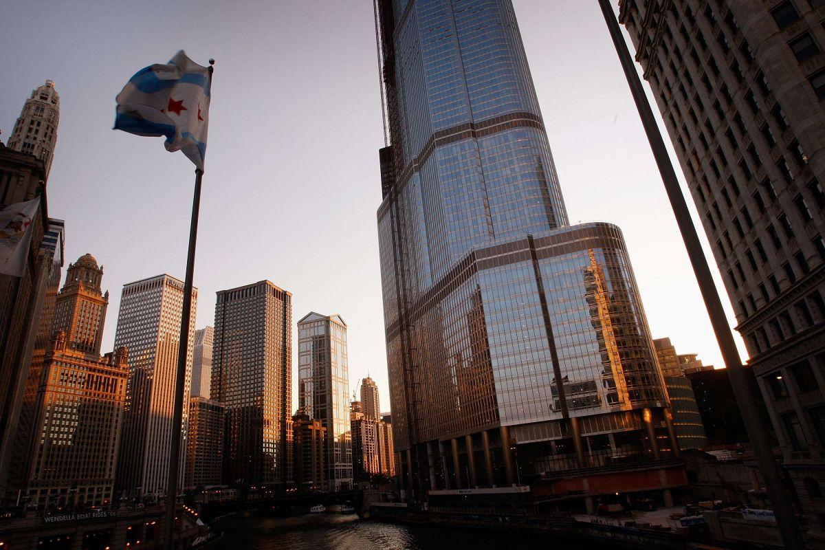 El termómetro podría descender la próxima semana en Chicago.