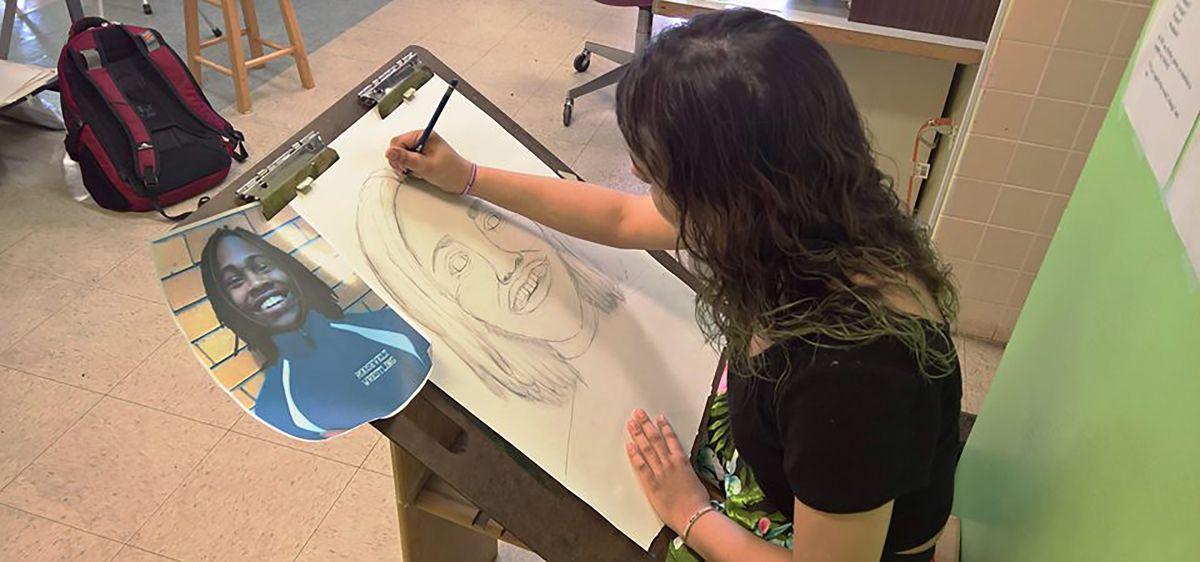 La Alianza Puertorriqueña de Arte invita a un curso de pintura.