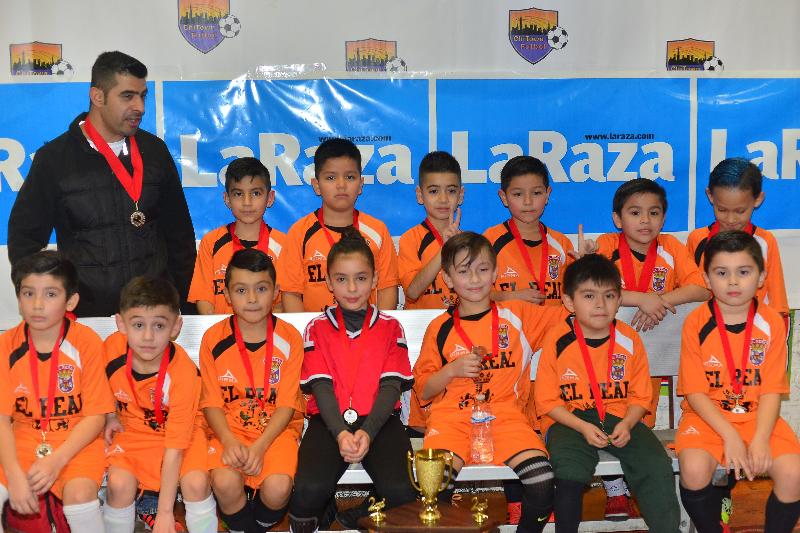 Copa La Raza premia a sus campeones y anuncia nuevo torneo infantil