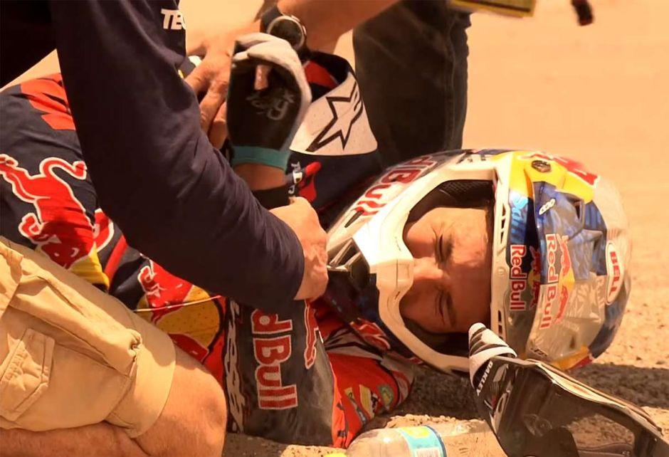 Video: Mejores momentos del Rally Dakar 2018 etapa 4