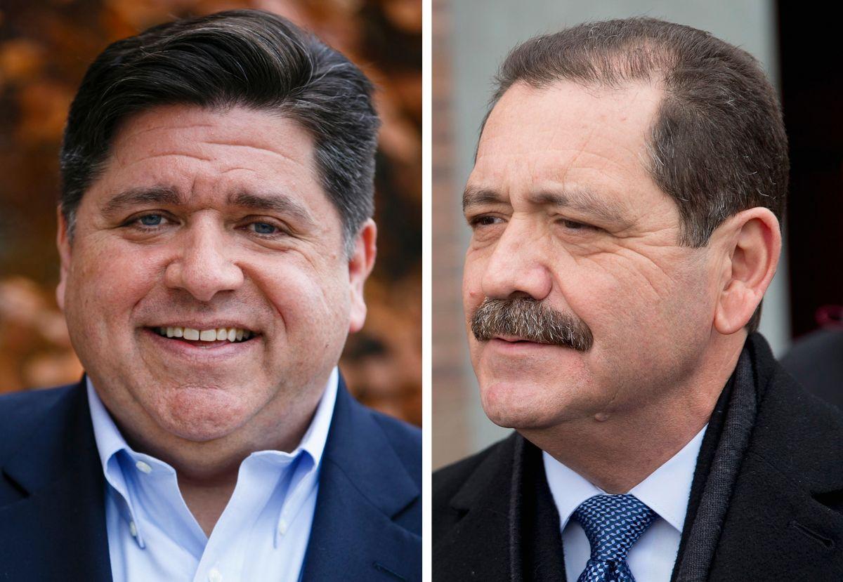 Pritzker y Chuy García ganan en las elecciones primarias demócratas en Illinois
