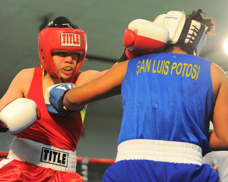 Duro primer round: les niegan visa a boxeadores de Copa Acopil