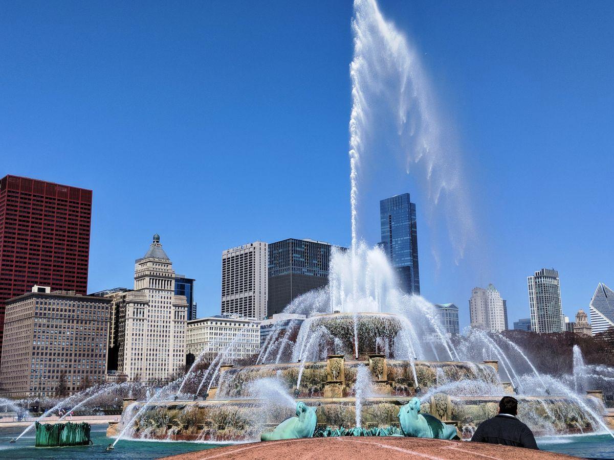 Los residentes de Chicago disfrutarán de un espléndido día soleado el lunes y martes en el área metropolitana de Chicago.