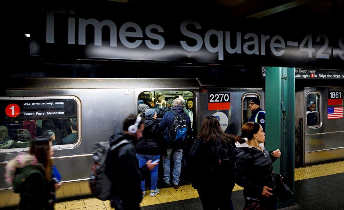 La publicidad ha abierto un filón de negocios en el Metro de Nueva York.