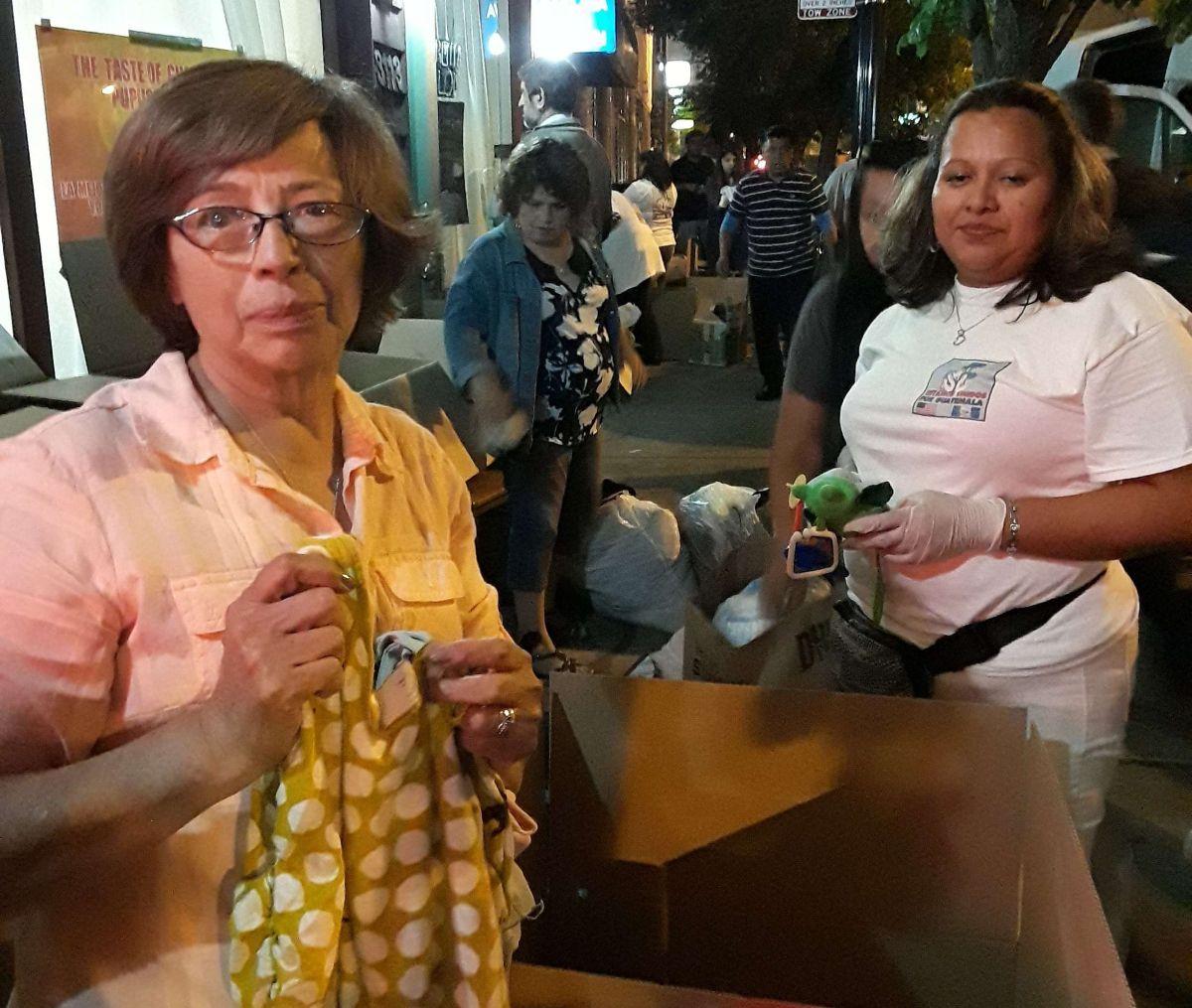 Guatemaltecos en Chicago preparan ayuda para víctimas del Volcán de Fuego