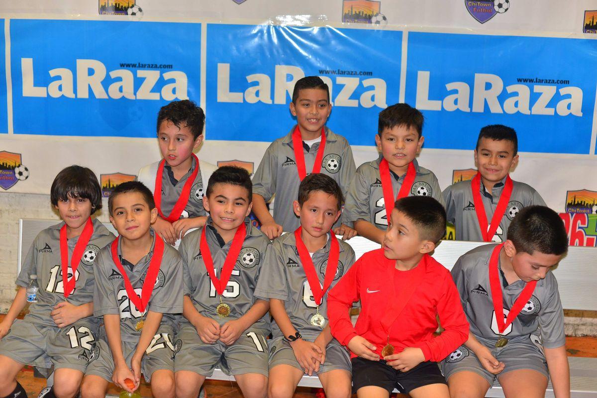 Niños de todas las edades están invitados a la pretemporada de Copa La Raza desde el domingo 16 de septiembre. (Javier Quiroz / La Raza)