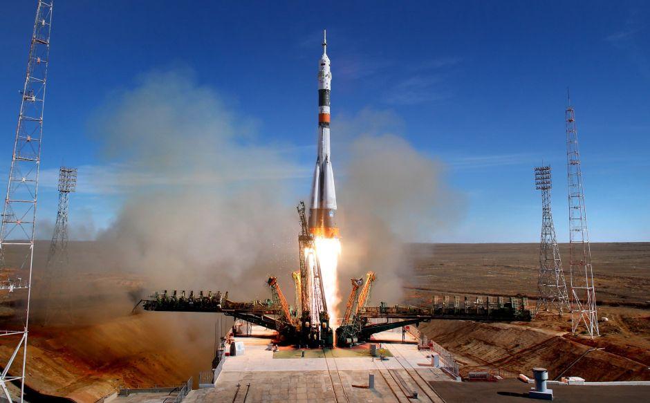 Dos astronautas realizan aterrizaje de emergencia por problemas en lanzamiento del cohete