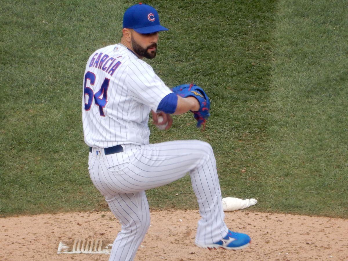 Incierto el futuro de los dos lanzadores mexicanos de los Cubs de Chicago