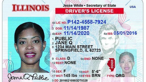 ¿Cómo puedo obtener una licencia de conducir con Real ID en Illinois?