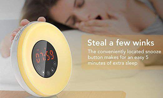 5 tipos de radio y reloj despertador con bluetooth por menos de $50