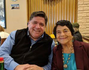 JB Pritzker promete un cambio en favor de las familias trabajadoras de Illinois