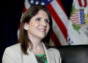 """""""Rauner es el gobernador que más se ha enfocado en la educación"""": Evelyn Sanguinetti"""