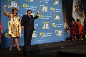 JB Pritzker logra amplio triunfo en la elección de gobernador de Illinois