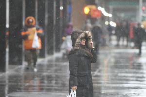 Posibilidades de nieve y lluvia para la próxima semana en Chicago
