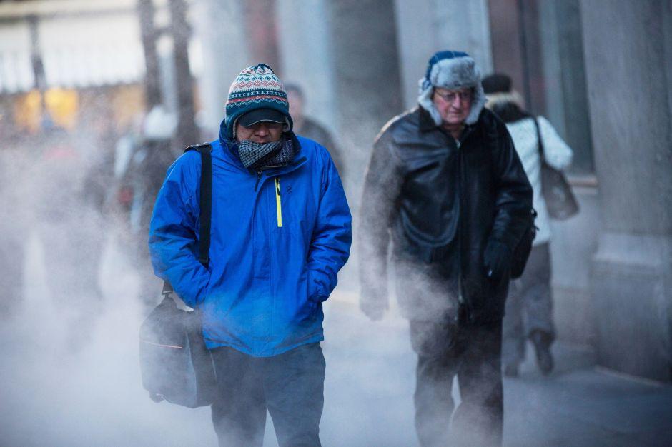 Alerta por ola de frío ártico en EEUU: autoridades advierten de temperaturas de hasta -50ºC