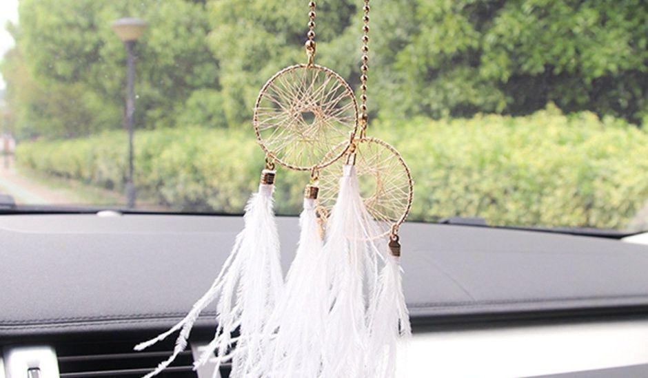 5 amuletos de protección para colgar en el retrovisor de tu auto