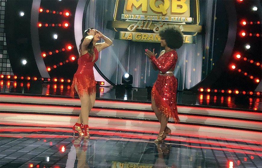 Clarissa Molina gana 'Mira Quién Baila All Stars'