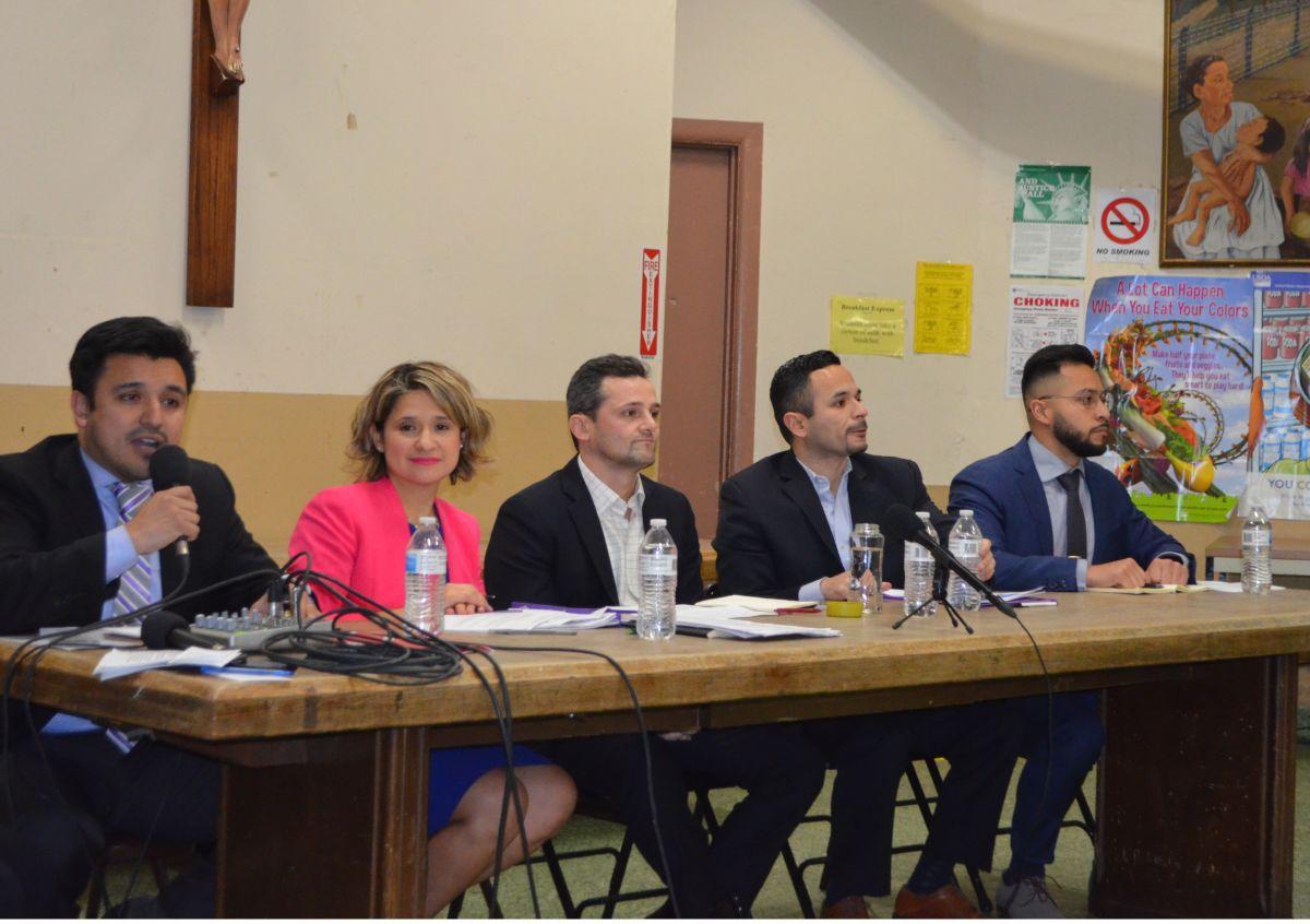 Aspirantes a concejal del Distrito 25 de Chicago definen posturas sobre vivienda en Pilsen