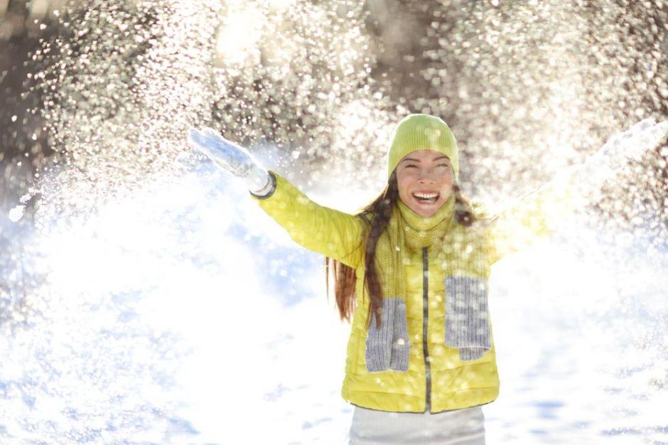 Las 3 mejores chaquetas con forro polar para divertirte en la nieve