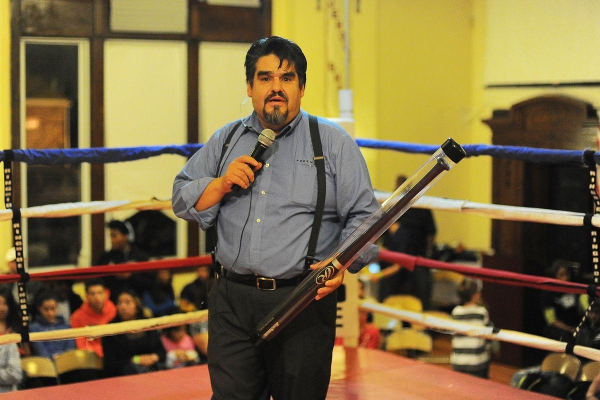 Fallecimiento de Víctor Rodríguez enluta el boxeo de Chicago