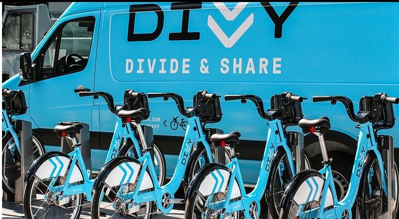 Buscan acuerdo para expandir bicicletas Divvy en Chicago