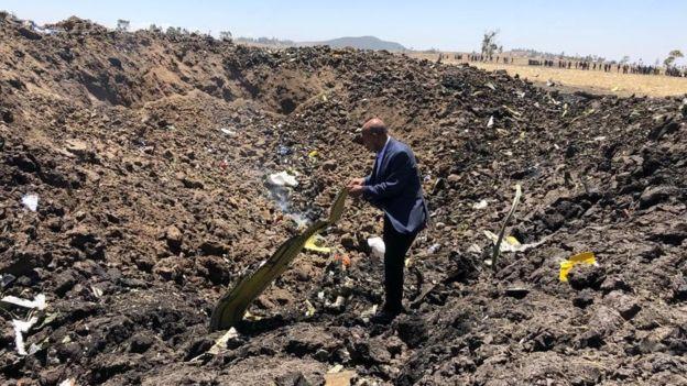Hombre de Illinois murió en accidente de Ethiopian Airlines