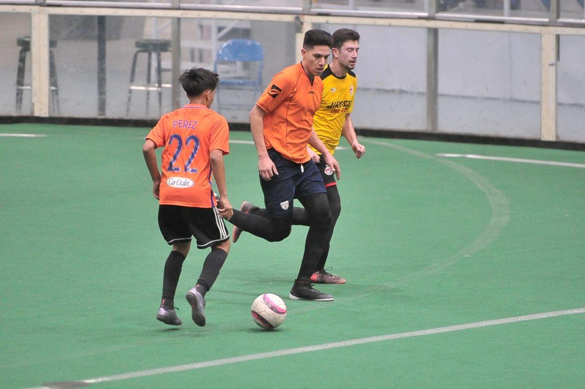 Definida la final Mayor de la Hispano Soccer League