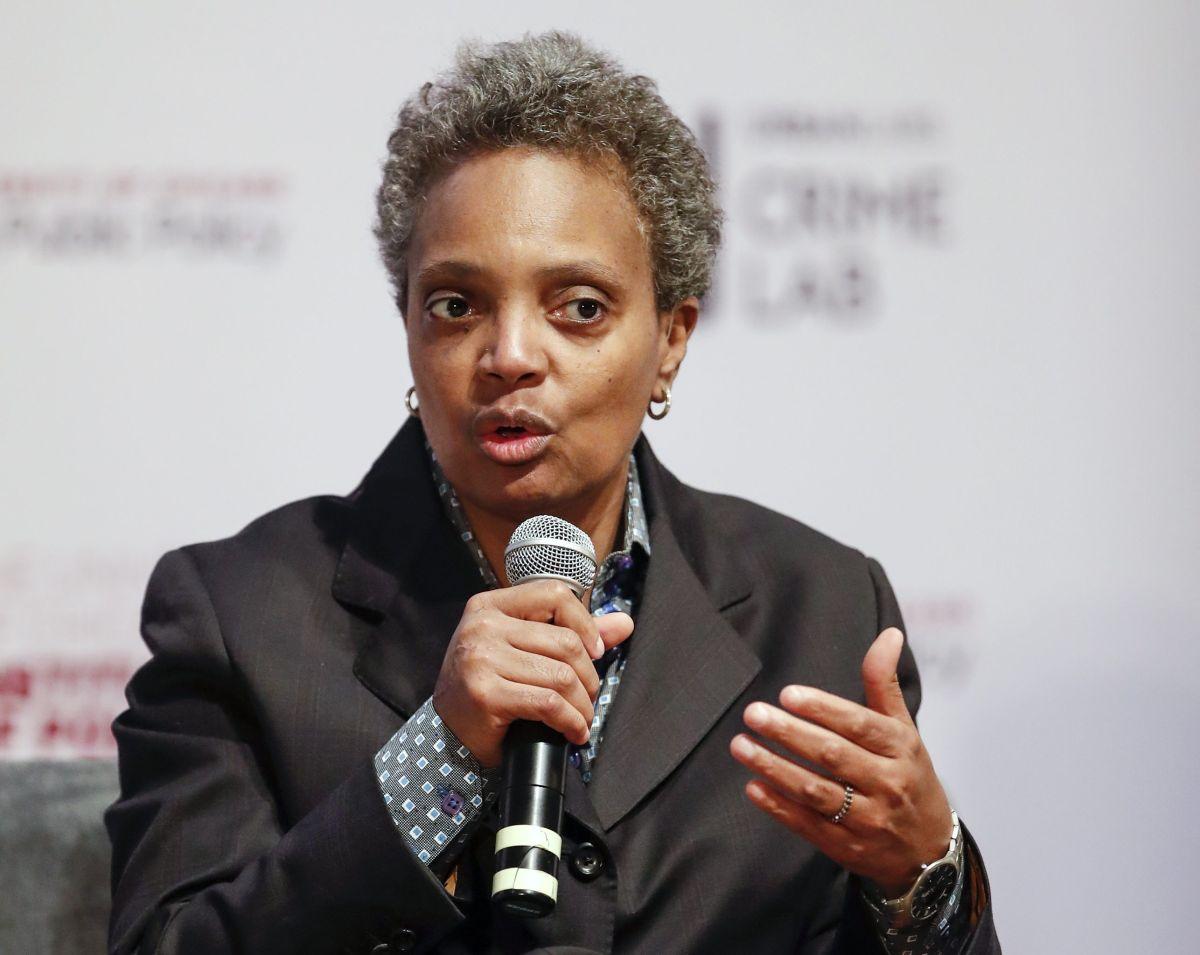 Chicago va camino a la reapertura total para el 4 de Julio dice la alcaldesa Lori Lightfoot