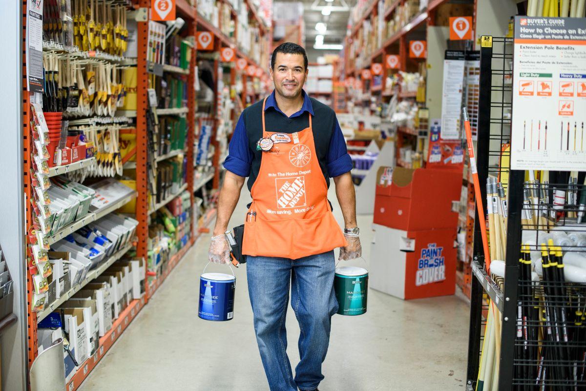 3,000 puestos de trabajo ofrece The Home Depot en sus tiendas de Chicago