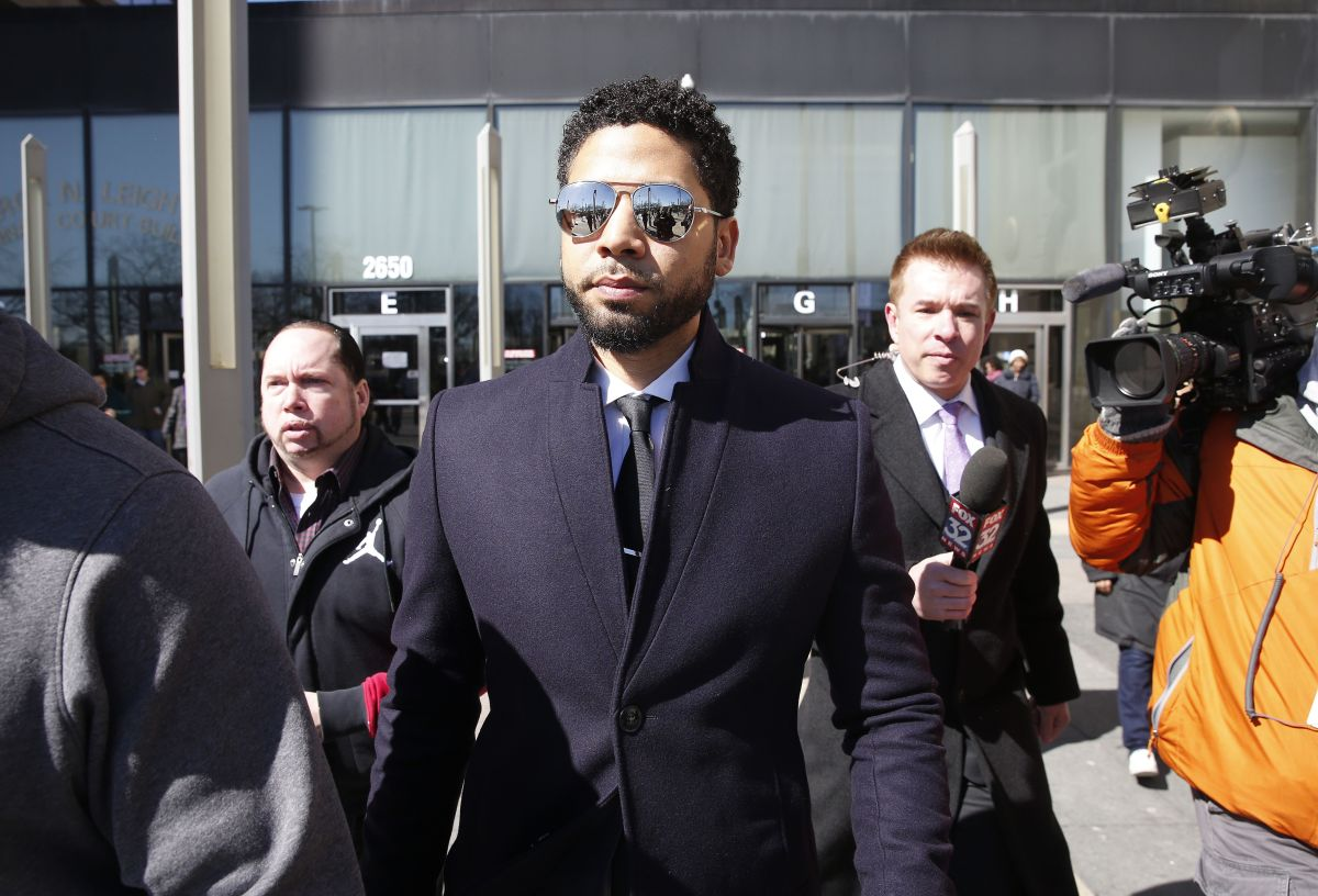 Chicago interpone demanda contra actor Jussie Smollett